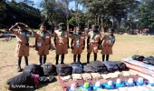Moto Hope Scouts at National Competitions.